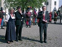Brigitte Fuchs und Peter Wackerl